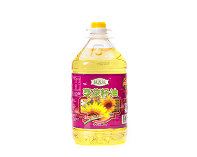 绿香远葵花籽油 Sunflowerseed Oil 5L装